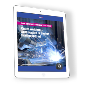 Cobot welding eBook - Automation is easier than expected